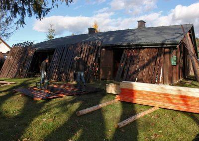 Prace remontowe w Wisłoczku i Zyndranowej