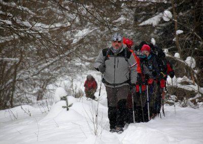 Wyjazd kursowy w Beskid Niski