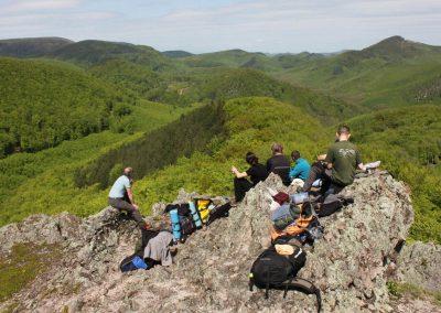 Wyjazd w Góry Slańsko-Tokajskie