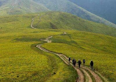 Karpaty ukraińskie – Borżawa