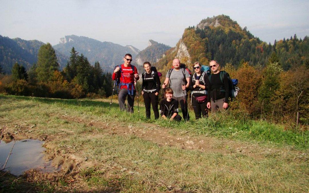 Wyjazd kursowy w Pieniny