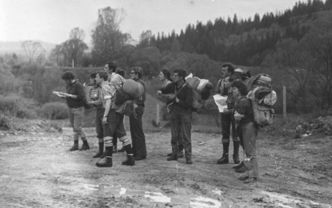 50-lecie Studenckie Koła Przewodników Beskidzkich w Rzeszowie