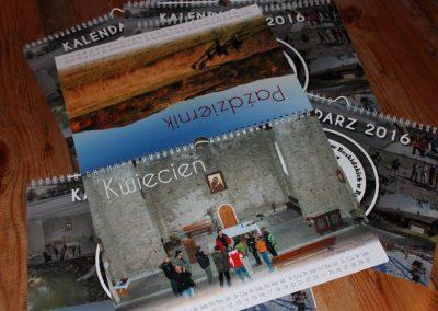 Kalendarz 2016 SKPB Rzeszów