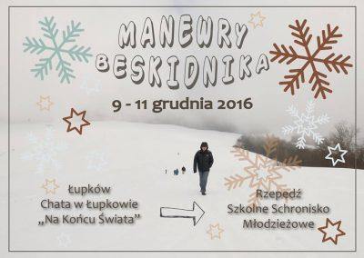 Manewry Beskidnika 2016